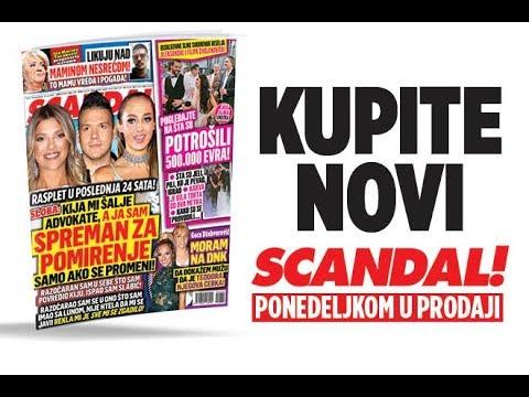 SCANDAL NOVINE: Sloba: Kija šalje advokate, a ja sam za pomirenje! Fotke sa svadbe Prijovićke i Filipa, evo kako su potrošili pola miliona evra! Si Marine Tucaković progovorio