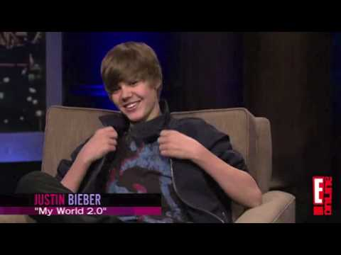 Justin Bieber Flirty & Cute Moments on Chelsea Lately