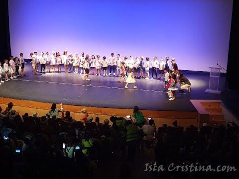 Gala fin de curso CEIP Sebastián Urbano Vázquez. Isla Cristina 20/06/2019.