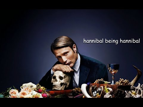 hannibal being hannibal for 28 minutes straight