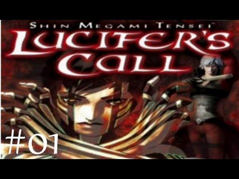 Shin Megami Tensei : Lucifer's Call Playstation 2