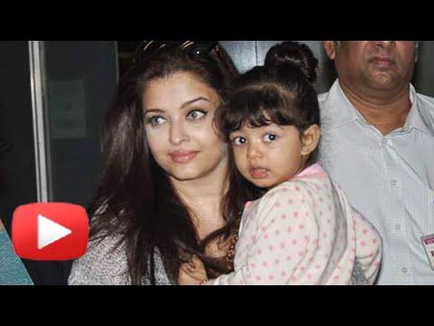 Aaradhya Has Got Used To Paparazzi: Aishwarya Rai