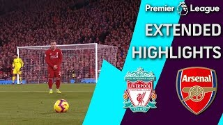 Video Liverpool v. Arsenal | PREMIER LEAGUE EXTENDED HIGHLIGHTS | 12/29/18 | NBC Sports MP3, 3GP, MP4, WEBM, AVI, FLV Februari 2019