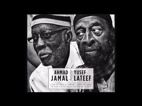 Ahmad Jamal & Yusef Lateef - Live at l'Olympia (Live Album Teaser) online metal music video by AHMAD JAMAL