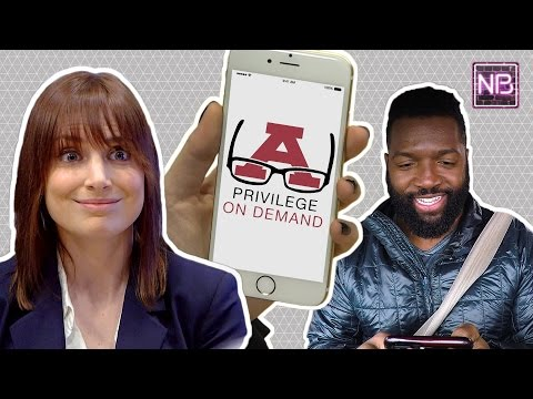 Uber Allies: Privilege On Demand!   Newsbroke (AJ+)