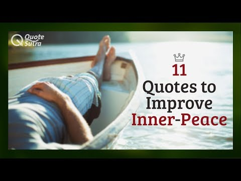 Family quotes - 11 Quotes to Improve Inner-Peace  Short Motivational Video