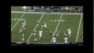 Dominique Davis vs Navy 2011 vs  (2011)
