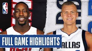HEAT at MAVERICKS   FULL GAME HIGHLIGHTS   December 14, 2019 by NBA