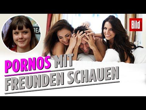 Porno-Regisseurin empfiehlt: Schaut mit euren Freunden Pornos