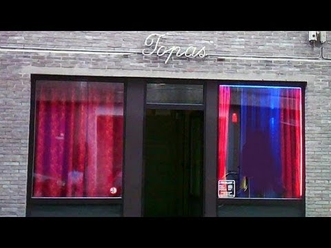 Ghent Red Light District / Quartier Rouge Gand / Rosse Buurt Gent