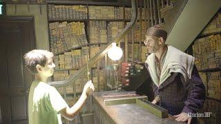 [4K] Ollivander's Wand Shop Show at Universal Studios Hollywood