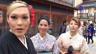 Kanazawa Japan  city images : Gold Leafing in Kanazawa, Japan | Vlog #6