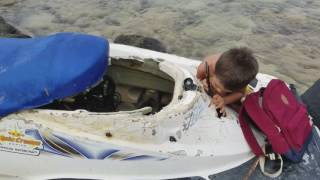 5. Gideon Marshall's Jet ski repair