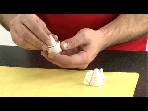 Видео Формочки для печенья из пластмассы Tescoma Формочки для печенья осиное гнездо DELICIA, Tescoma 631640