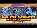 Blue Eyes Alternative Ultimate Dragon Duels (Deck Download in Description)