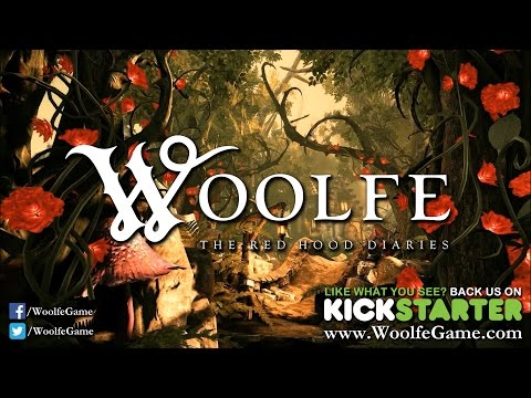 Trailer de Woolfe: The Red Hood Diaries