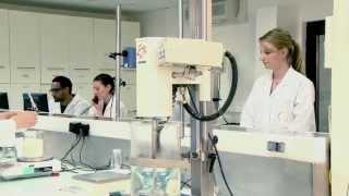 Laboratoire cosmétique