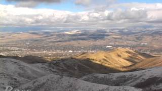 Pocatello (ID) United States  city images : Storm Blows in over Pocatello Idaho USA video