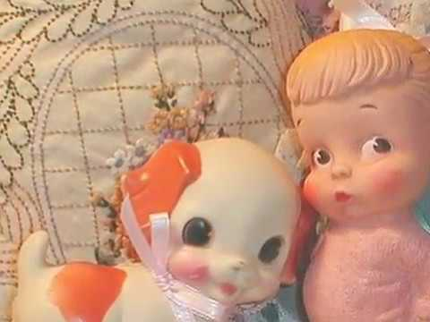antique Toys 1950's - Take a trip back to your childhood years as you view some of the toys that made you smile then.
