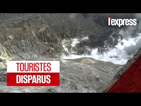 Éruption volcanique en Nouvelle-Zélande : 5 morts et des disparus