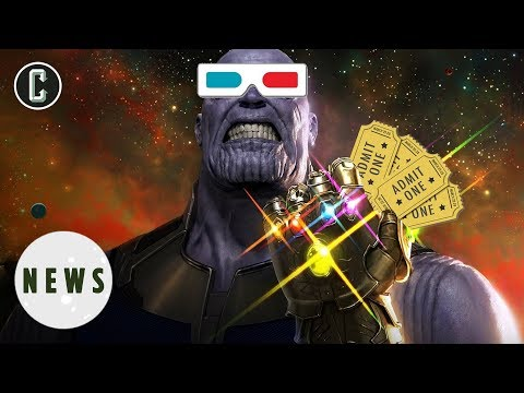 Avengers: Infinity War Pre-Sold More Tickets Than Last 7 MCU Movies Combined