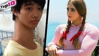 Download Video Top 10 - Unglaubliche Teenager, die es Wirklich gibt MP3 3GP MP4