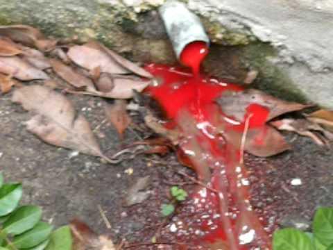 Bleeding Condensate Drain line