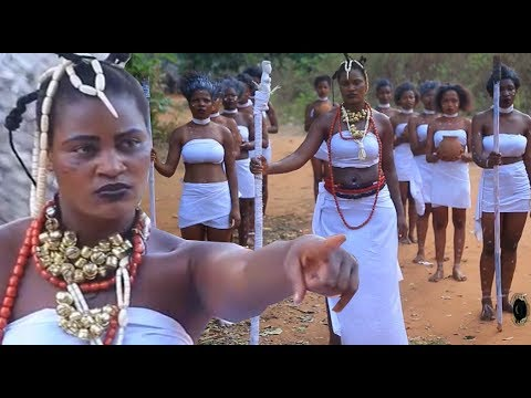 Priestess Of The gods Pt 1 - Movies 2017 | Latest Nollywood Movies 2017 | Family movie