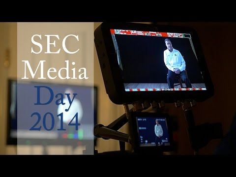 SEC - Follow Coach Calipari and the Harrison twins as they make the rounds at SEC Media Day. - Twitter- @KYwildcatsTV https://twitter.com/KYwildcatsTV - Instagram- kywildcatstv http://instagram.com/ky...