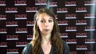 Why UNLV Matters to Me - Karissa