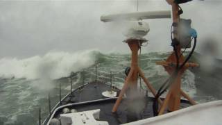 "A compilation of surf training footage from the crew of Coast Guard Station Cape Disappointment. 2011. Song credits: ""I gotta ..."