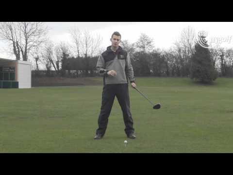 Golf Swing – Driving Tip