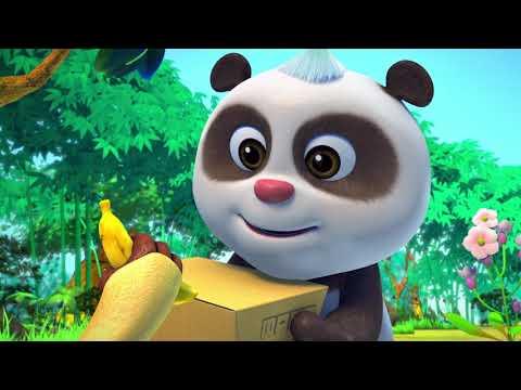 Кротик и Панда -  50 - Новые мультики для детей