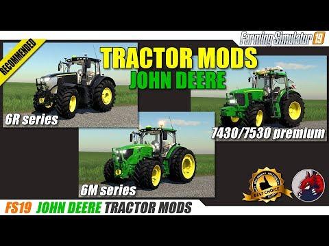 John Deere 7430/7530 Premium v1.0.0.0