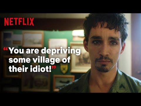 Best quotes - The Umbrella Academy  Klaus' Best Lines  Netflix