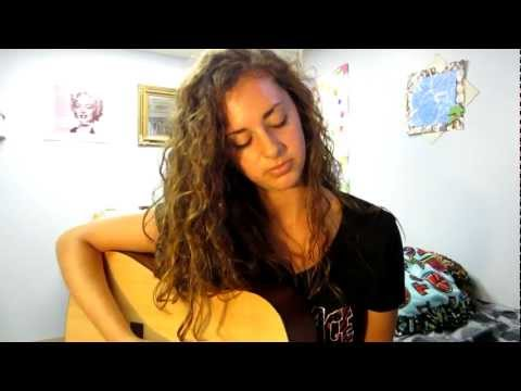 Sometime Around Midnight - The Airborne Toxic Event Acoustic Cover By Kayla
