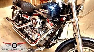 10. Harley Davidson Dyna Super Glide Custom - Full Detail - Brasil