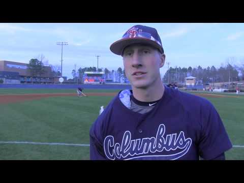 Postgame - Baseball vs. West Alabama, Games 2-3