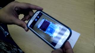 AiRVIEW Augmented Reality View YouTube video