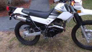 6. 2003 Yamaha xt225