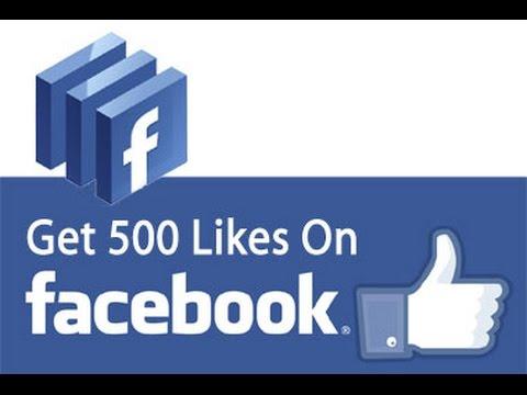 comment gagner des j'aime sur page facebook