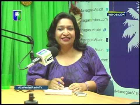 Entrevista al Padre Samael Gamboa /La verdad radio 23 12 16