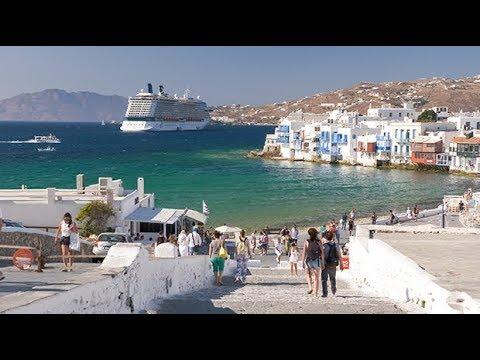 Greek Islands: Santorini, Mykonos, and Rhodes