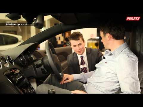 Peugeot RCZ presented by Paul O'Neill