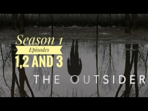 The Outsider Season 1 #explained in Hindi Episodes 1,2 and 3 (Part - 1)