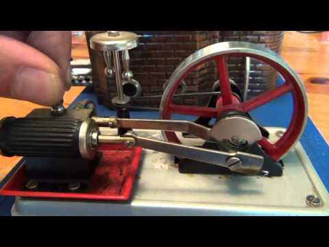 moteur vapeur - Machine a vapeur.