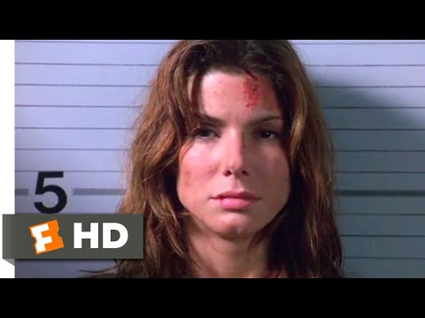 The Net (1995) - An Unsuccessful Getaway Scene (7/10) | Movieclips