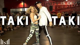 Download Video TAKI TAKI - DJ Snake, Cardi B, Ozuna & Selena Gomez Dance | Matt Steffanina & Chachi MP3 3GP MP4