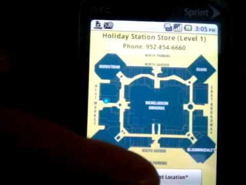 Mall of America Android App