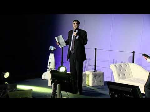 A. Sood (Hidalgo) on E-Health - 5Plus Forum 2011